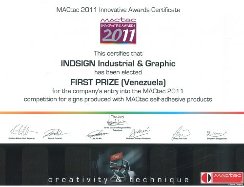 MACTAC Innovative Awards 2011